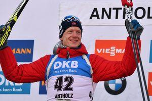 Украинец вошел в ТОП-20 лучших биатлонистов в спринте на Кубке мира