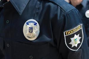 Под Харьковом полицейского ударили ножом в живот во время задержания
