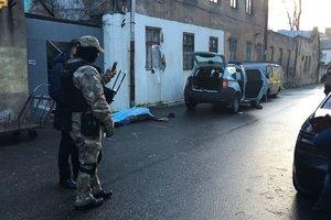 Кровавая перестрелка с полицией в Одессе: все подробности, фото и видео