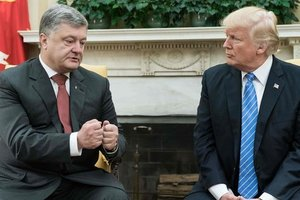 Порошенко встретится с Трампом в Давосе - Климкин