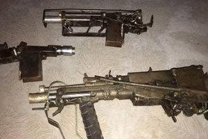 Полиция показала фото оружейной мастерской одесского стрелка
