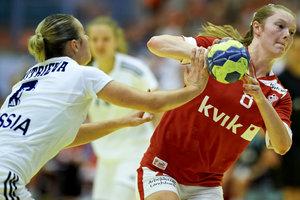 Молодые российские гандболистки лишены медалей за допинг