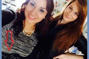 В Канаде благодаря селфи поймали девушку-убийцу