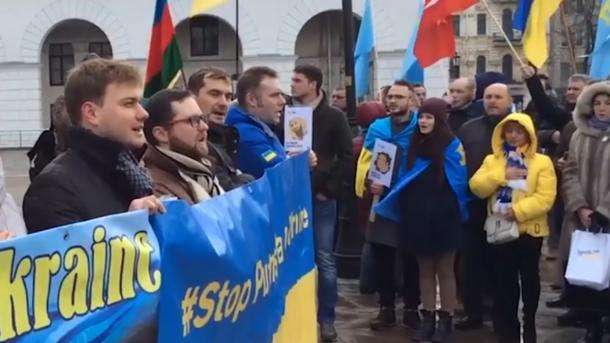 Оккупантам неизбежать ответственности заправонарушения вКрыму— Порошенко