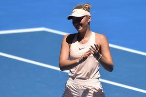 Марта Костюк после сенсации на взрослом Australian Open сыграет в турнире юниоров