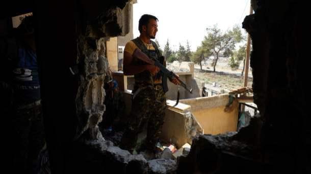 Штурмовые отрядыВС Сирии окружили группировку «Ан-Нусры» вИдлибе