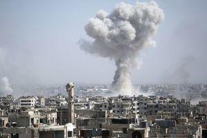 Турция нанесла авиаудар по сирийским курдам