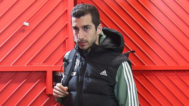 Алексис Санчес— игрок «Манчестер Юнайтед»