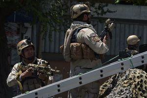 Нападение на отель Intercontinental в Кабуле: погибли и пострадали 35 человек