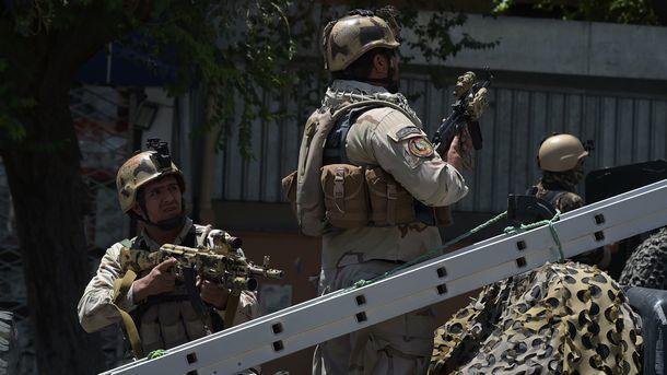 В Кабуле неспокойно