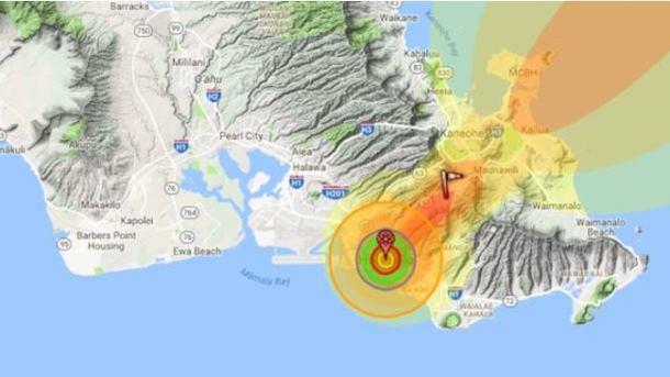 Специалисты спрогнозировали последствия вероятной ядерной атаки наГавайи