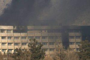 """""""Среди пострадавших могут быть украинцы"""": МИД о ситуации после взрыва в отеле Кабула"""