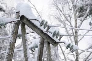 Непогода в Украине: без света остаются почти 300 населенных пунктов – ГСЧС