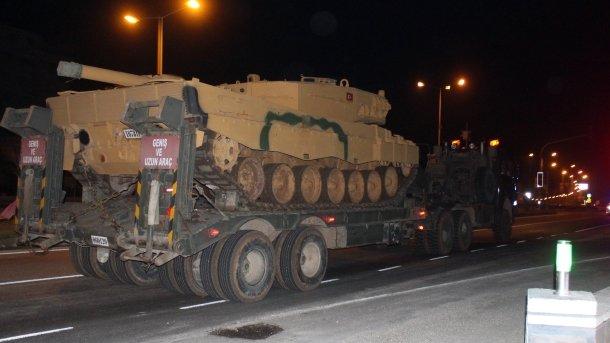 Дамаск уверенно осуждает нападение Турции наАфрин