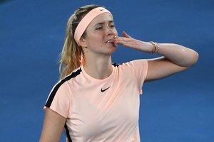 Элина Свитолина пробилась в четвертьфинал Australian Open