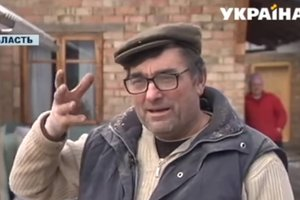 In Ukraine there is a whole village of people who do not use electricity