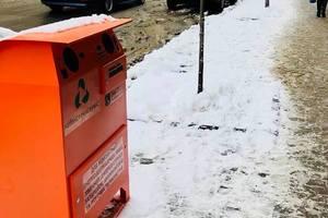 Где в Киеве появятся контейнеры для опасных отходов