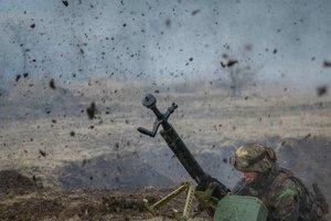 Боевики накрыли минометным огнем Докучаевск
