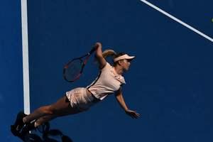 Элина Свитолина вылетела из Australian Open