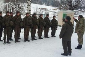 On the border with Romania strengthen the control: are going to help the national guard soldiers