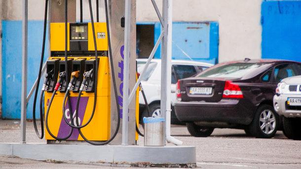 Цены набензин идизельное горючее резко подскочили вверх