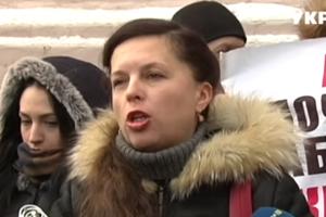 Киевские активисты требуют расследовать поджоги исторических зданий