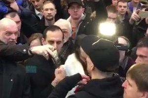Усик в Риге покорил местных фанатов и пригрозил сильнейшему боксеру мира