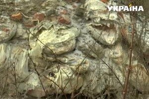 На окраине Сум нашли ядовитую свалку