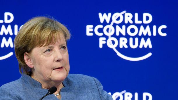Меркель: Германия внесет вклад врешение мировых трудностей