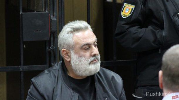 Суд вОдессе оставил экс-директора лагеря «Виктория» вСИЗО