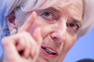 Украина должна воспользоваться благоприятной внешней средой для ускорения реформ – Лагард