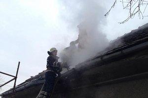 In Transcarpathia during a fire killed two men