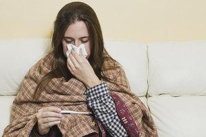 Грипп наступает: в Запорожье резко выросло число заболевших
