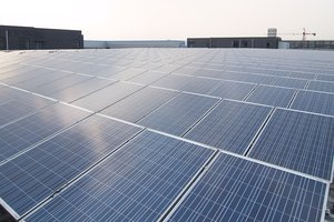 Канадцы построили в Днепропетровской области солнечную электростанцию за 11 млн евро