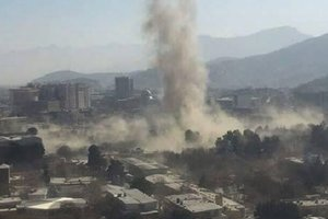 Число жертв взрывов в Кабуле резко возросло: погибли 40 человек