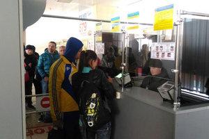 Более 40 тысяч россиян прошли биометрический контроль - ГПСУ