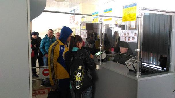 Биометрический контроль награнице с Украинским государством прошли 42 тысячи граждан России