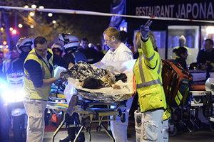 В Париже нашли письмо выжившего террориста-смертника