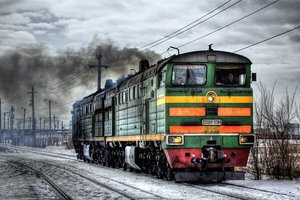 In the Lviv region under the wheels of a train killed a schoolboy