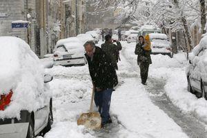 В Киеве ожидается гололедица и сильные порывы ветра