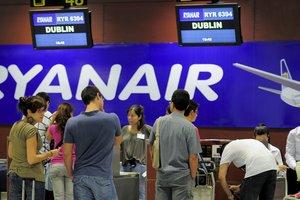 Лоукостер Ryanair может начать летать из Харькова