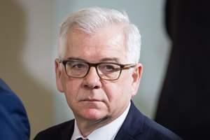 Глава МИД Польши сделал заявление по Донбассу и Крыму