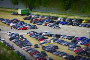 Неправильно припаркованные автомобили будут эвакуировать