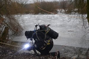 The death of a child under the ice in Lviv: details