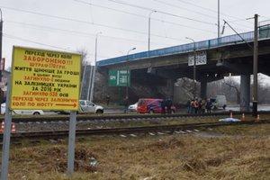 In Lutsk under the wheels of a train killed 18-year-old boy