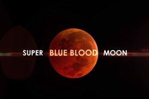 NASA отключит спутник Луны из-за суперлуния, голубой Луны и затмения в один день