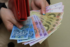 Зарплаты в Украине выросли сильнее, чем цены