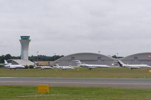 В Великобритании на частном самолете нашли полтонны кокаина
