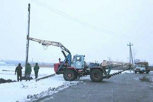 Блэкаут на юге Украины: две недели в потемках