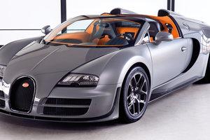 Шварценеггер продал свой Bugatti Veyron за 2,5 млн долларов